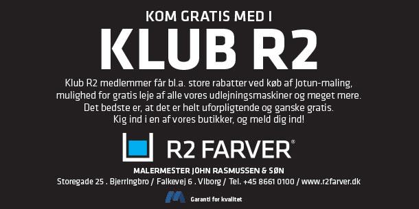 R2 Farver